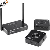 Wireless Presentation System, One TapShare Box and 2 TapShare Pods - Studio AMG