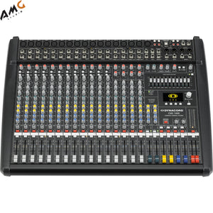 Dynacord CMS III 16-Channel Power Mixer DC-CMS1600-3-MIG - Studio AMG