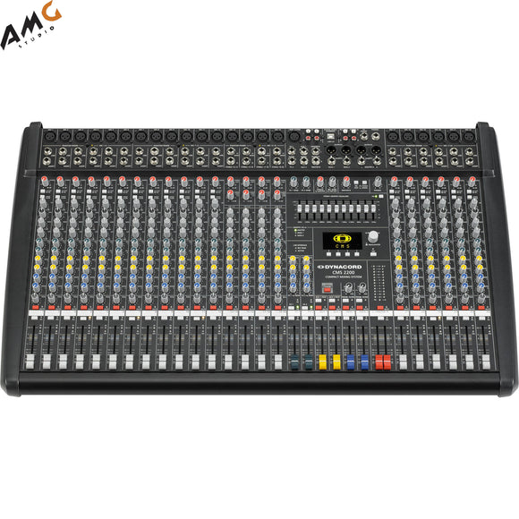 Dynacord CMS III 22-Channel Power Mixer DC-CMS2200-3-MIG - Studio AMG