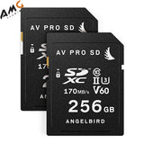 Angelbird 128/256/512GB Match Pack for the Fujifilm X-T3 (2 x 64/128/256GB) - Studio AMG