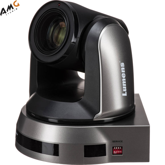 Lumens VC-A70H 4K UHD 12x Optical Zoom PTZ Video Camera (Black) - Studio AMG