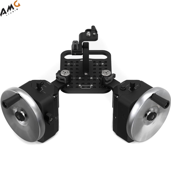 FREEFLY MōVI Wheels 2-Axis Module (Stainless Steel) 950-00086-S2 - Studio AMG