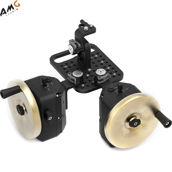 FREEFLY MōVI Wheels 2-Axis Module (Brass) 950-00086-B2 - Studio AMG