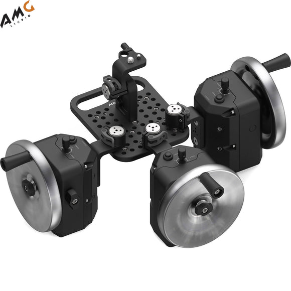 FREEFLY MōVI Wheels 3-Axis Module (Stainless Steel) 950-00086-S3 - Studio AMG