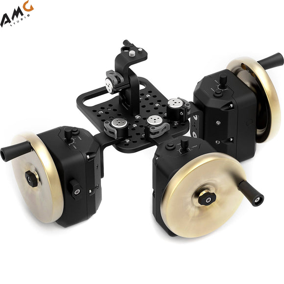 FREEFLY MōVI Wheels 3-Axis Module (Brass) 950-00086-B3 - Studio AMG