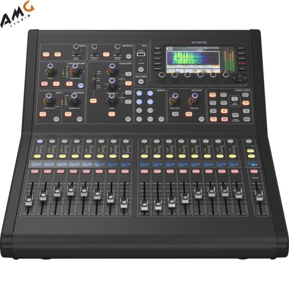 Midas M32R-LIVE Digital Console for Live Performance and Studio Recording - Studio AMG