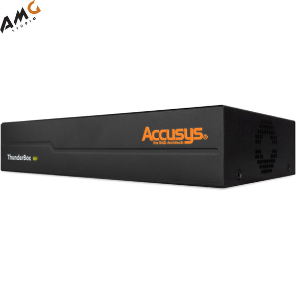 Accusys ThunderBox PCIe 3.0 Expansion Box for T-Share Series - Studio AMG