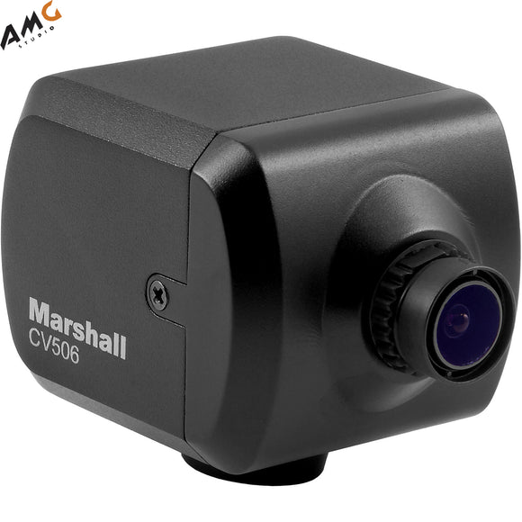 Marshall Electronics CV506 Mini HD Camera (3G/HD-SDI, HDMI) - Studio AMG