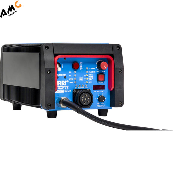 ARRI EB MAX 1.8 High Speed Electronic Ballast with AFL, CCL, DMX, and AutoScan (US, EU) - Studio AMG