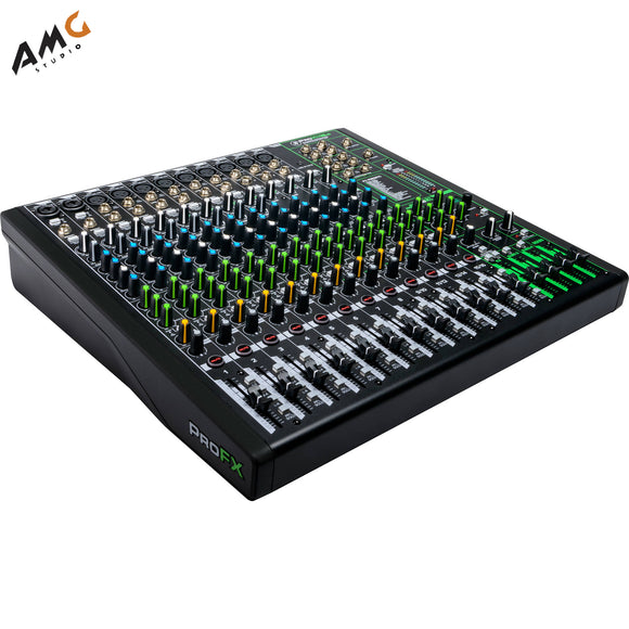 Mackie ProFXv3 16 22 30-Channel Sound Reinforcement Mixer with Built-In FX PROFX - Studio AMG