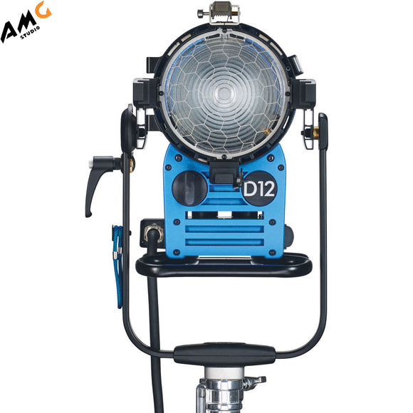ARRI True Blue D12 HMI 1200W Fresnel Head Only or Ballast Kit - Studio AMG
