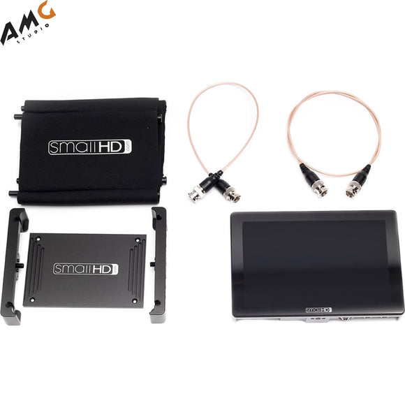 SmallHD 702 Touch Bundle - Studio AMG
