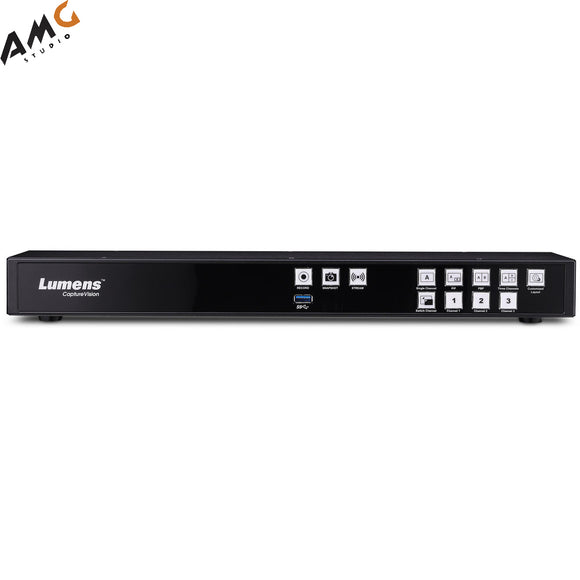 Lumens LC200 Capturevision System With 4 HDMI Inputs And IP Video Source - Studio AMG