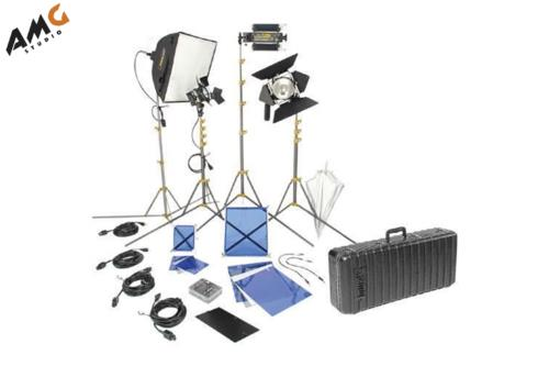 Lowel DV Creator 44 Kit, TO-83 Hard Case, Analog/Digital Video DV-9023Z - Studio AMG