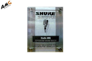 Shure ULXD1 Digital Bodypack Wireless Transmitter with TA4M or LEMO3 Conector - Studio AMG