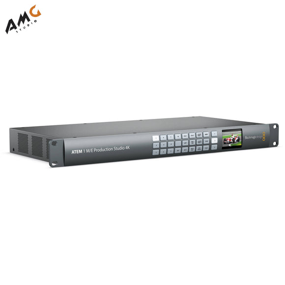 Blackmagic Design ATEM 1 M/E Production Studio 4K NTSC/PAL/HD SWATEMPSW1ME4K - Studio AMG
