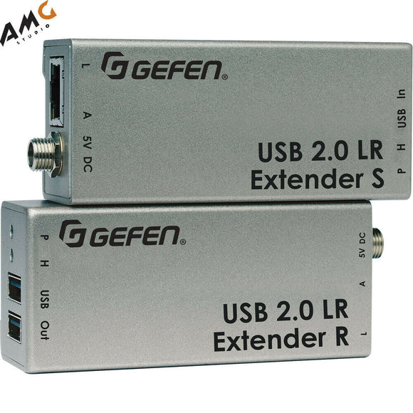Gefen EXT-USB2.0-LR Cat5 USB 2.0 Range of Extender CAT5 CAT5e CAT6 Cable - Studio AMG