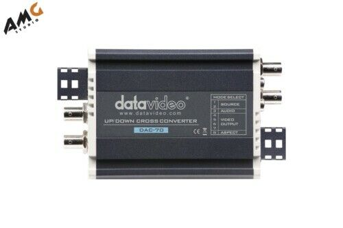 Datavideo DAC-70 SD/HD/3G-SDI Up/Down/Cross Converter - Studio AMG