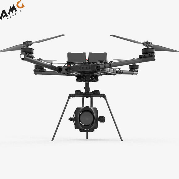 FREEFLY ALTA X UAS Camcorder For Aerial Cinematography Drone Quadcopter - Studio AMG
