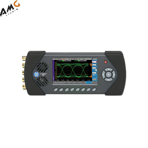 PHABRIX SxE 3 in 1 Generator/Analyzer/Monitor with Eye and Jitter - Studio AMG