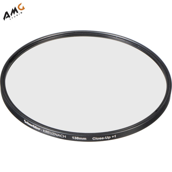 Schneider 138mm Water White Full Field Diopter Lens (Close-up Filter) - Studio AMG