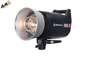Elinchrom ELC Pro HD 1000 Flash Head EL20616.1 - Studio AMG