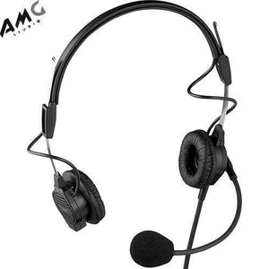 Telex PH44R5 - Lightweight Binaural Headset for RTS F.01U.117.500 - Studio AMG