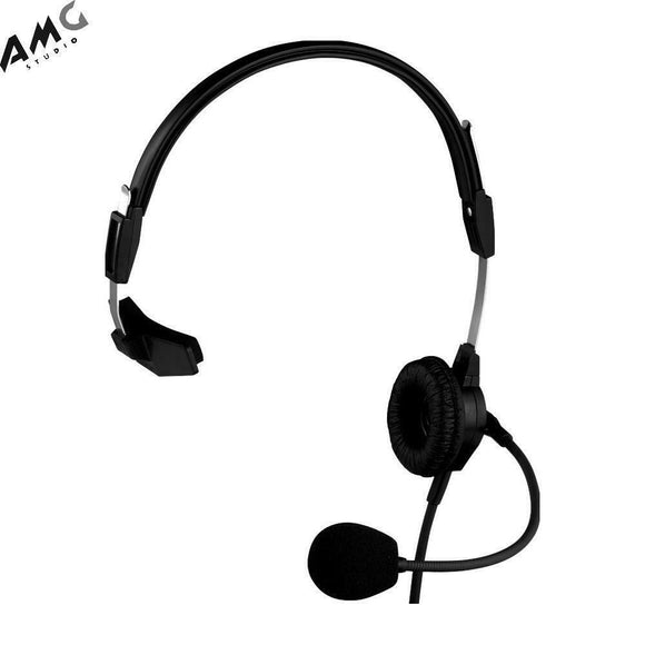 Telex PH-88R Lightweight Single Sided Headset for RTS F.01U.117.490 - Studio AMG
