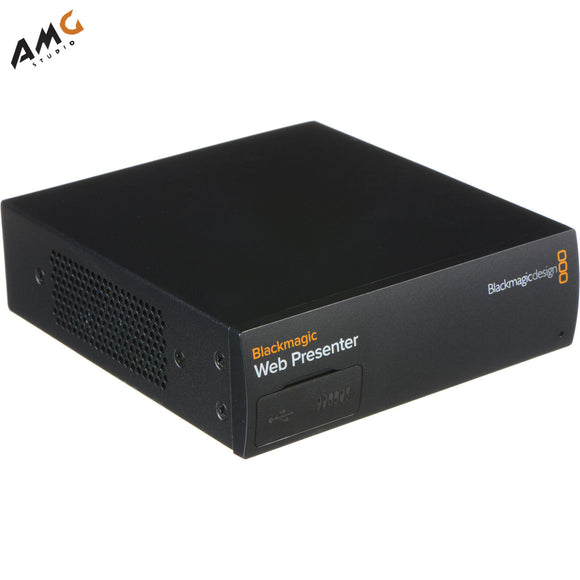 Blackmagic Design Web Presenter 720p HD BDLKWEBPTR - Studio AMG