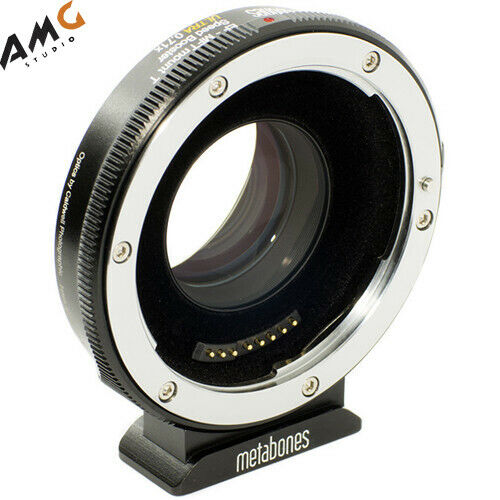 Metabones Ultra 0.71x Adapter Canon to Micro Four Thirds-Mount  MB_SPEF-M43-BT4