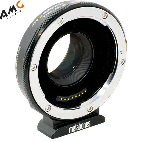 Metabones Speed Booster XL 0.64x Adapter for FullFrame Canon EF-MB_SPEF-M43-BT3 - Studio AMG