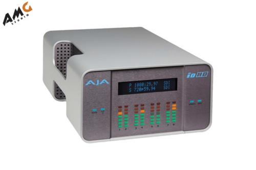 AJA IoHD FireWire-800 Analog/Digital Capture Device with Apple ProRes 422 - Studio AMG