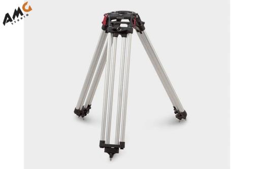OConnor C12210003 Cine HD Single-Stage Aluminum Alloy Tripod 150mm 309 lbs 140kg - Studio AMG