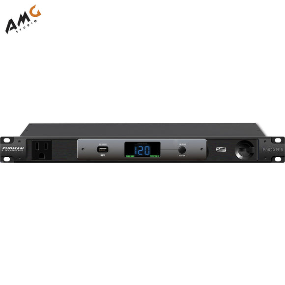Furman P-1800 PF R Power Conditioner/Surge Suppressor Outlet Protected - Studio AMG
