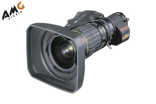 Fujinon ZA12x4.5BERD-S6 with Servo for Focus and Zoom - Studio AMG
