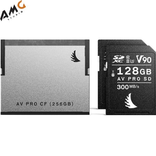 Angelbird 512GB Match Pack for the Canon EOS C200 - Studio AMG