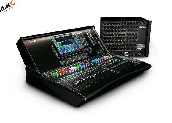 Allen & Heath dLive C2500 Control Surface with 12