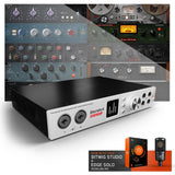 Antelope Discrete 4 Synergy Core Thunderbolt & USB Audio Interface with DSP & FGPA Processing with FREE Antelope Edge Solo and Bitwig Studio 3 Software