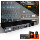 Antelope Orion Studio Synergy Core Pro Audio Interface with FREE Antelope Edge Solo and Bitwig Studio 3 Software