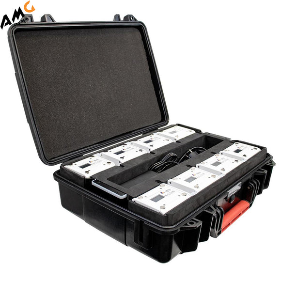 Astera FP-5 PS SET 8 x PowerStation Set with Case and Accessories