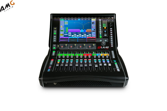 Allen & Heath dLive C1500 Control Surface with 12
