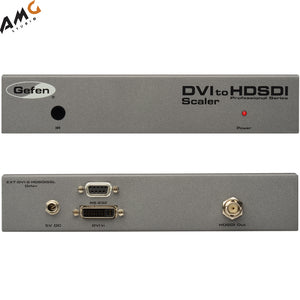 Gefen EXT-DVI-2-HDSDISSL DVI to SD/HD-SDI Single Link Scaler Box OSD Controller - Studio AMG