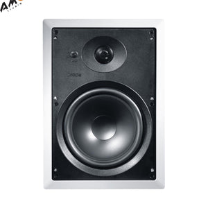 Canton in Wall 800 2-Way Free Air Flush Mount Speakers (90/140 Watts, 88DB) Pair - Studio AMG