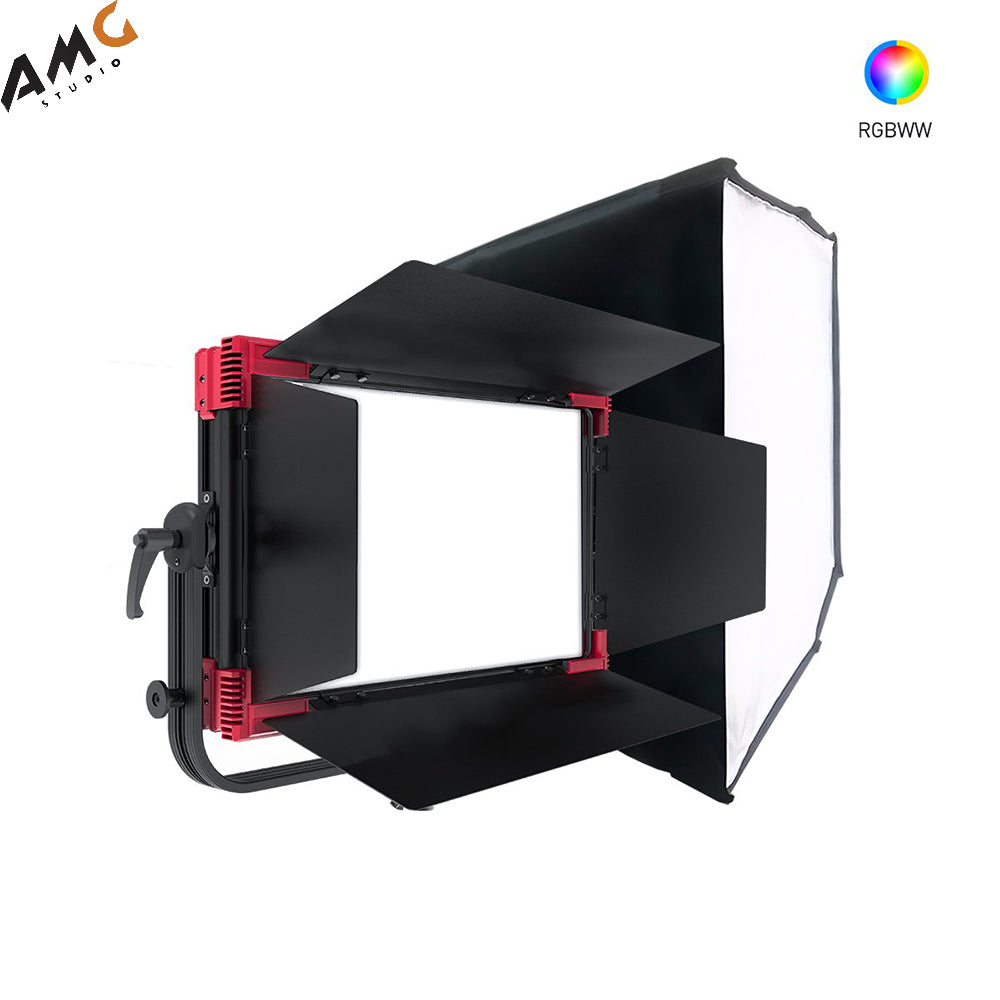 Rayzr 7 MC400 Max RGBWW Soft LED Panel With MCS-3 Soft Box 70000077