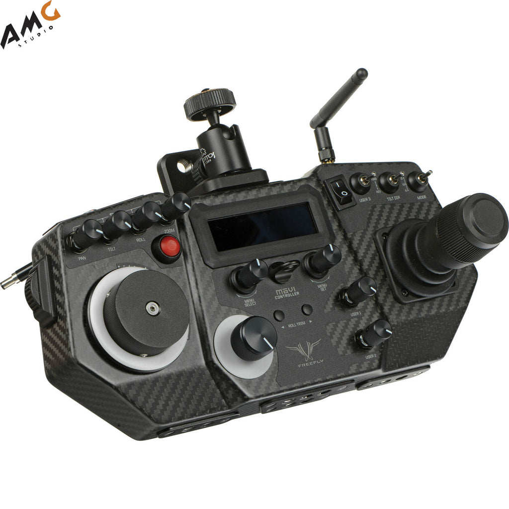 FREEFLY MoVI Wireless Remote Controller V-mount Battery 950-00026