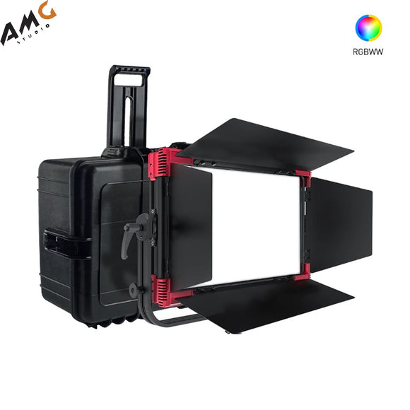 Rayzr 7 MC400 Max RGBWW Soft LED Panel With Hard Flight Case 70000073 - Studio AMG
