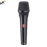 Neumann KMS104 Plus - Handheld Stage Microphone (Nickel | Black) - Studio AMG