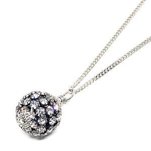 Glitter Ball Necklace
