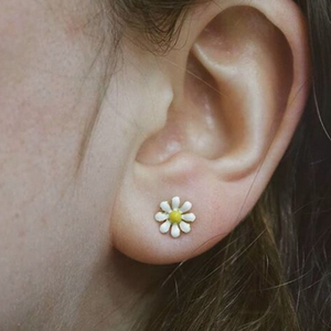 Bee and Daisy Studs