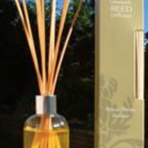 Let your senses drift away with the beautiful scent of Finesse Reed Diffusers. Our luxurious blend of essential oils combined with our elegant reed diffuser will be a welcome addition to any room and packaged to make a beautiful gift for any occasion. A simple yet stylish way to fragrance any room. The diffuser comes with:  8 Reeds and silver sleeve  Contains 250ml of selected fragrance  Lasts 6-12 months  Flip reeds to recharge scent.